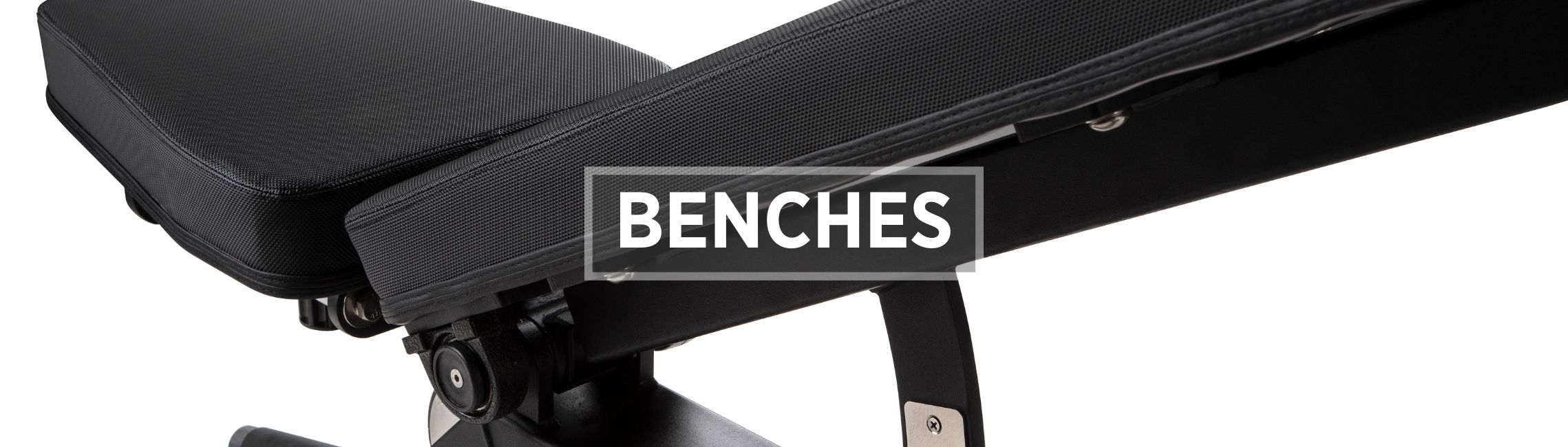 Weight Benches - Flat & Adjustable
