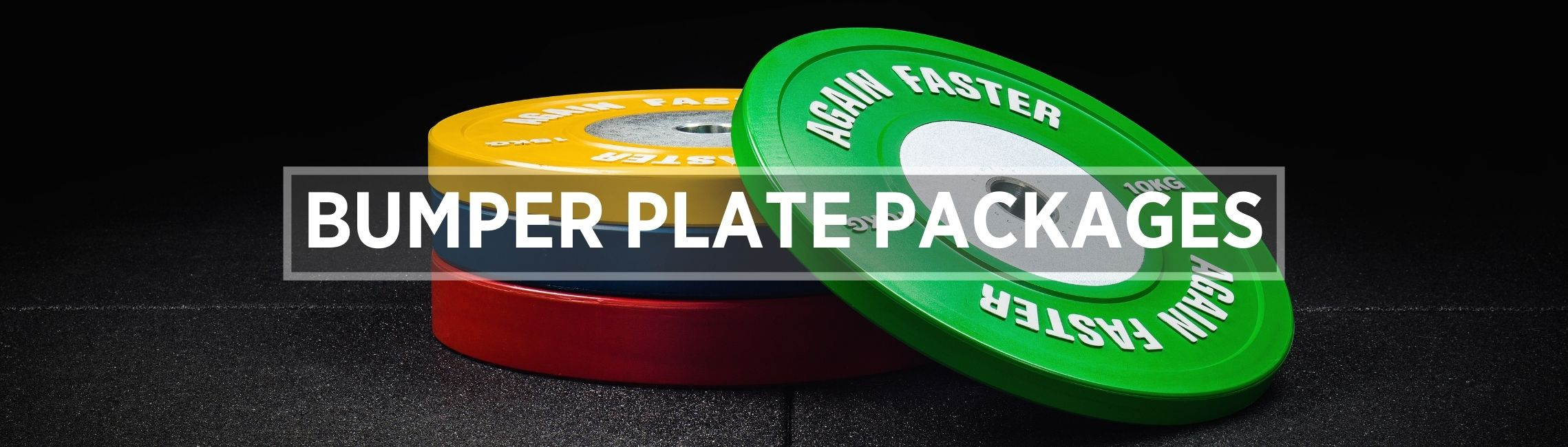 Bumper Plate Packages
