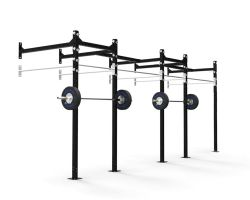 Wall Mounted Competition Plus Rig 20'