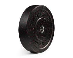 Again Faster® Crumb Rubber Bumper Plates (pair) – 25KG