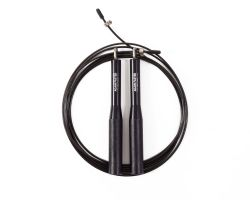 Again Faster® Competition Speed Rope - Black