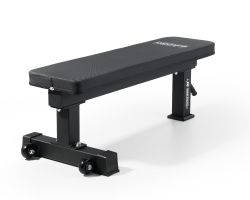Again Faster® Competition Slim Flat Weight Bench