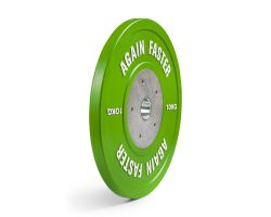Again Faster® Competition Bumper Plates (pair) – 10KG