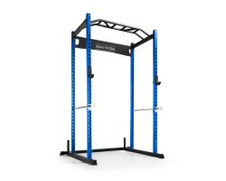 Again Faster Blue Evolution Power Rack Plus - Full product view