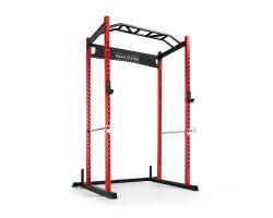 Red Evolution Power Rack Plus - Angled view