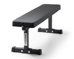 Again Faster® Team Flat Weight Bench