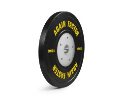 Again Faster® Competition Training Plates (pair) - 15KG