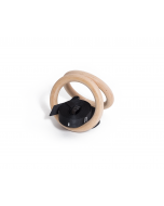 Again Faster® Wood Rings – Large (Pair)