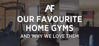 Our Favourite Home Gyms