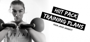 Home HIIT Training from Janie Garratt