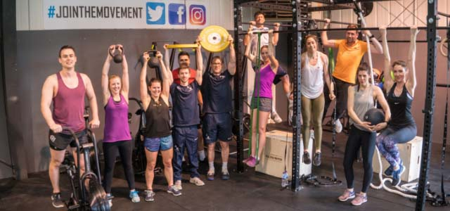 Athlete Movement Community