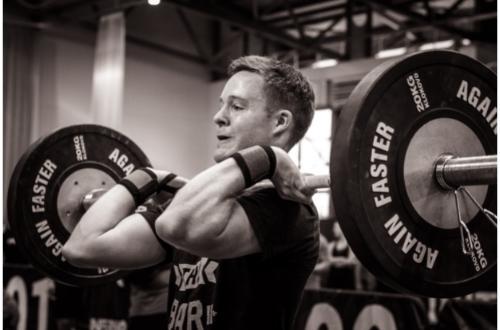 Strength Training Man