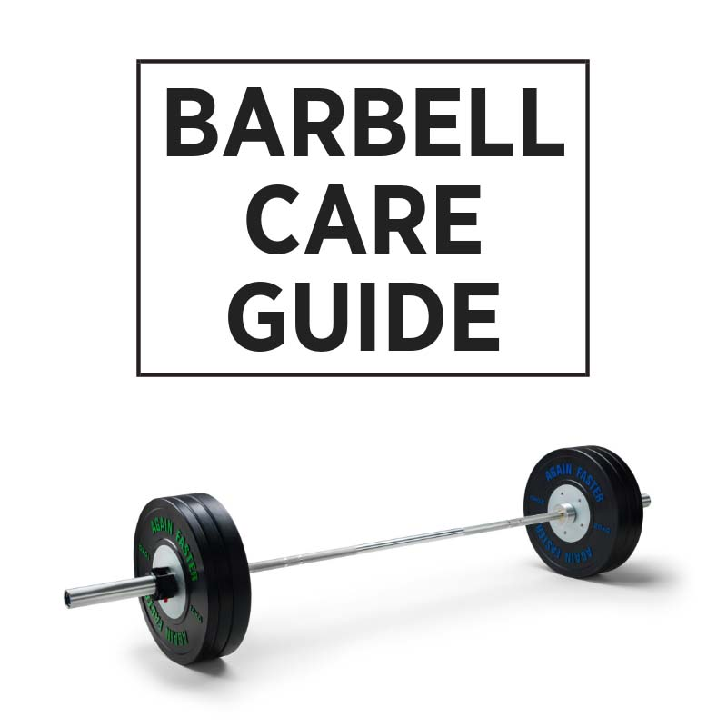 Barbell Maintenance Guide