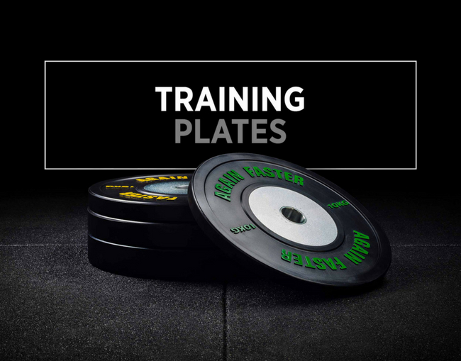 Again Faster Training Plates