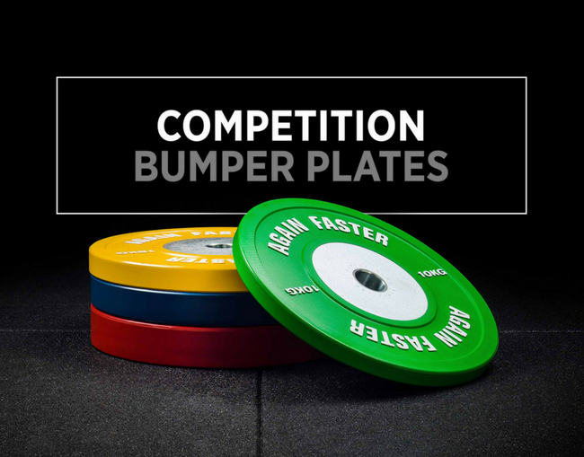 Again Faster Competition Plates