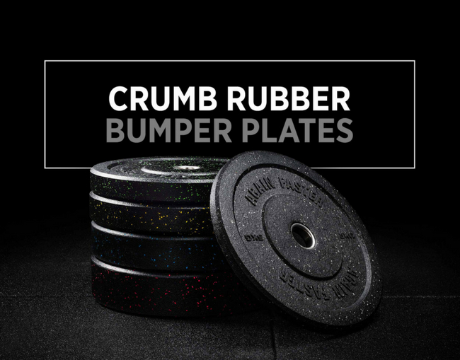 Again Faster Crumb Rubber Plates