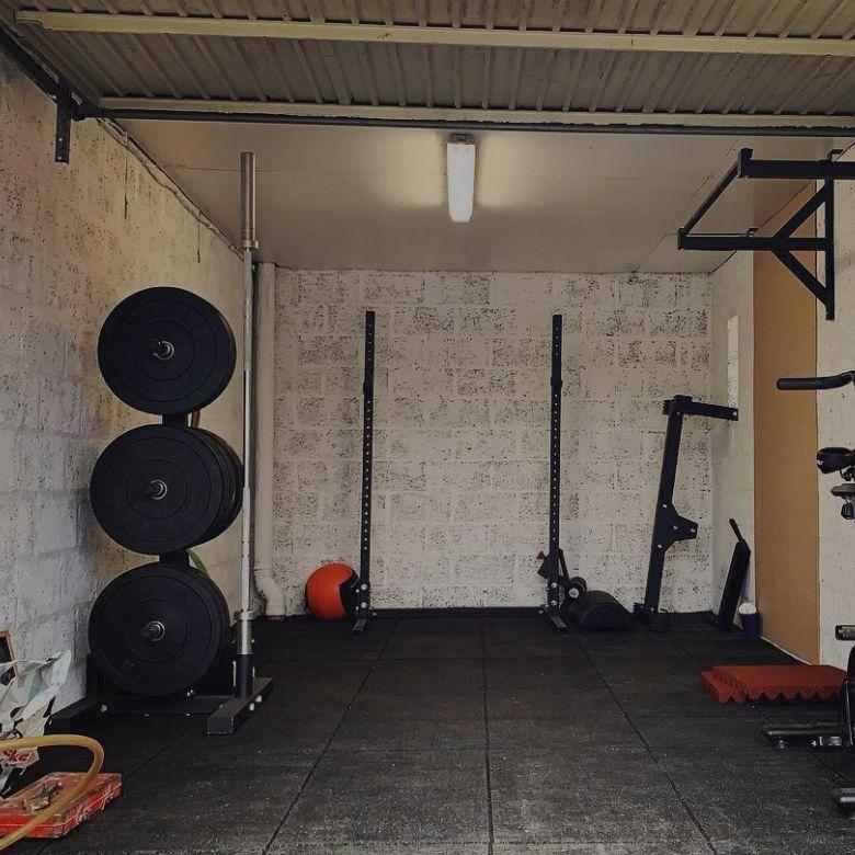 Home Gym Bumper Plates