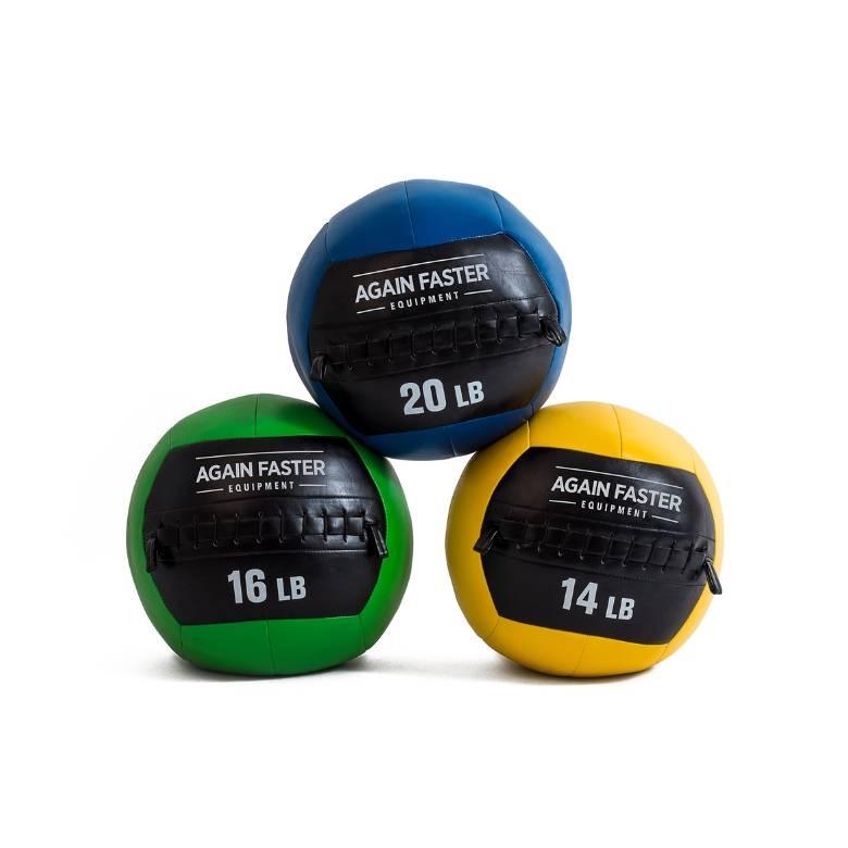 Again Faster Medicine Balls