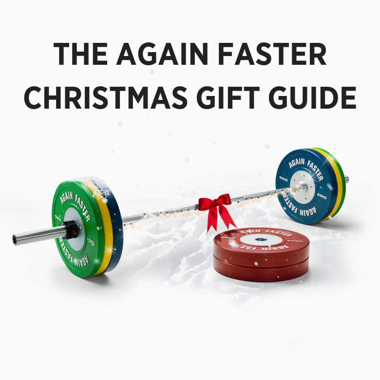 Again Faster Christmas Gift Guide