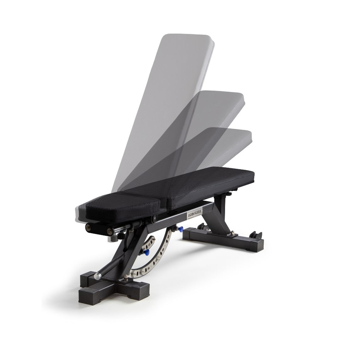 Elite Adjustable Bench Details