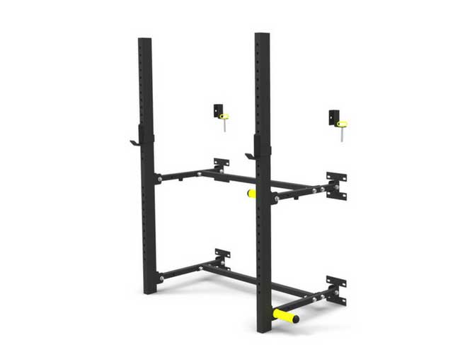 Wall Mounted Rack